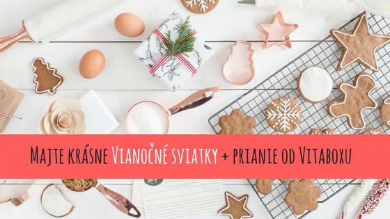 Prajeme vám Veselé (a chutné) Vianoce