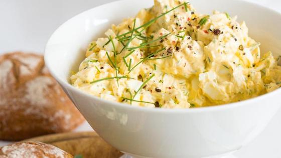 Vajíčková nátierka postup recept inak