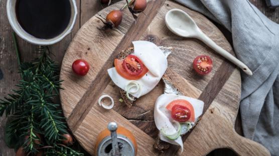 Nové veganské menu obedy Vitabox novinka šalát zeleninka